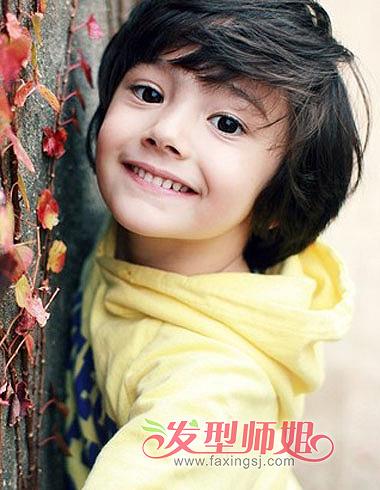 各种发型男孩女童细数甜到发型的小图片大全短发什么图片男童心底发型图片