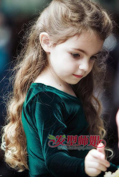 2015儿童发型 12岁儿童发型扎法 2015儿童发型 12岁儿童发型扎法_发型师姐 发型师姐-