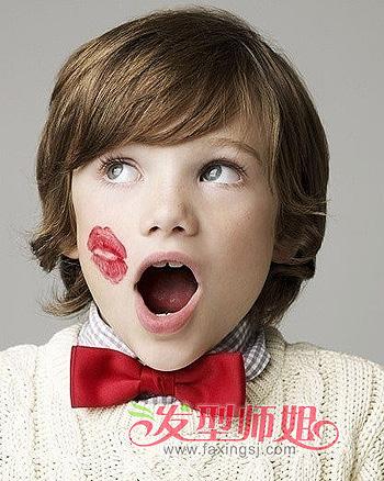 2015年最帅儿童发型 最新儿童发型短发(4)_发型师姐
