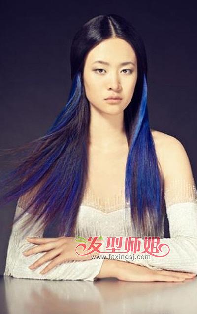 长沙宣头发怎么扎 沙宣头发怎么扎起来 发型师姐