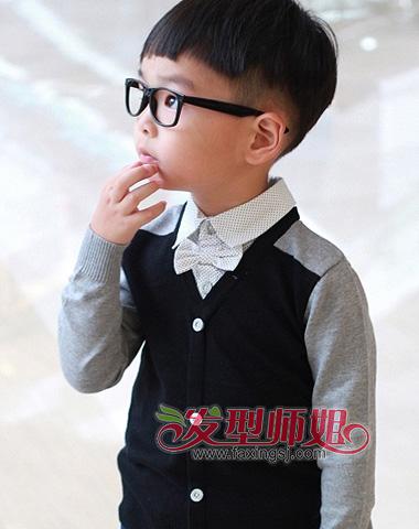 三岁小男孩时尚发型内容三岁小男孩时尚发型图片  