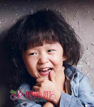 韩国儿童发型男 6岁儿童发型图