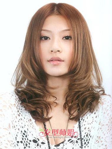 渐变色梨花头怎么选发色 无刘海染发梨花头图片 发型师姐图片