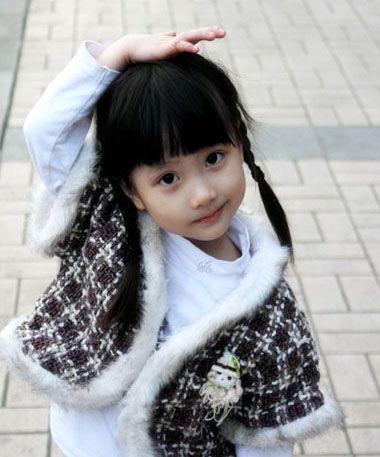 如何帮女儿编头发 小女孩头发怎么编又快又好看_发型