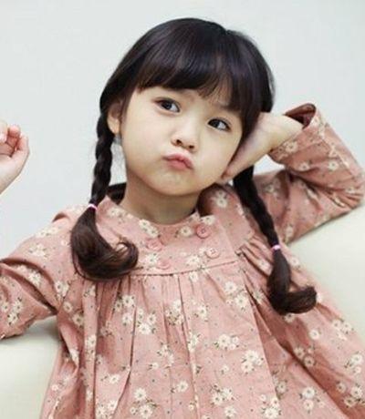 幼儿发型绑扎方法 幼儿发型盘发扎法(4)