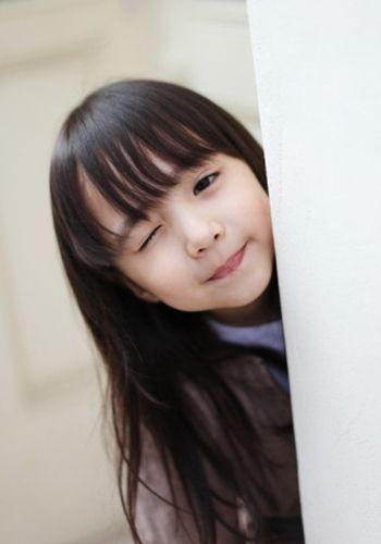 小女孩长发可爱发型 小女孩可爱发型