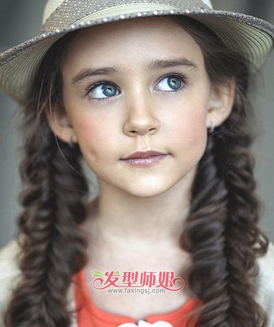 小学生小学扎法小学生发型设计(2)重庆发型划片图片