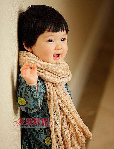 儿童短发发型图片 小女孩发型设计方法
