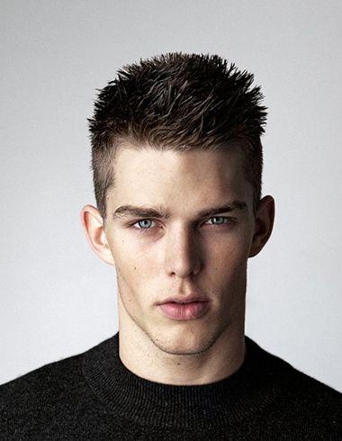 方脸适合什么短发型看起来有气质 英伦风方脸短发怎么