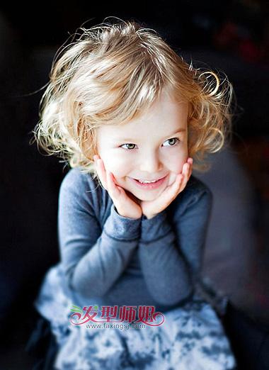 女幼儿发型图片 小女孩发型图片大全