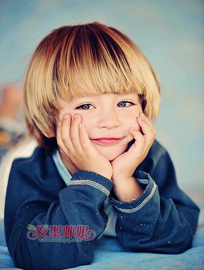 2015男孩儿童发型图片 儿童发型大全(2)图片