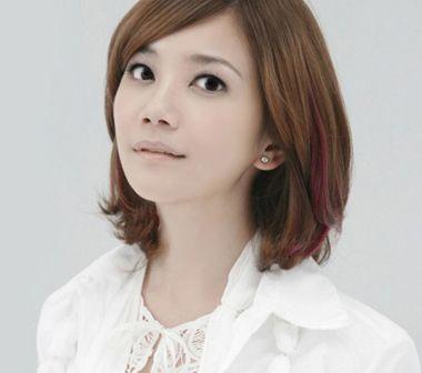 2015年国字脸女生适合的短发发型 国字脸女星短发发型图片