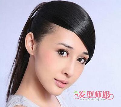 30岁长脸女人适合的发型 30岁长脸女人短发发型