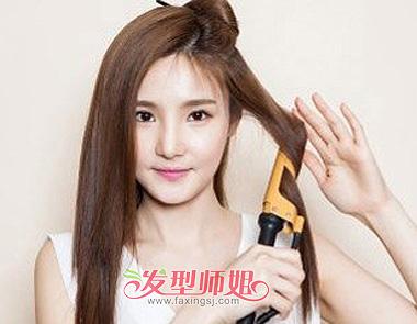 韩版丸子头发扎法 教你弄头发小丸子头发