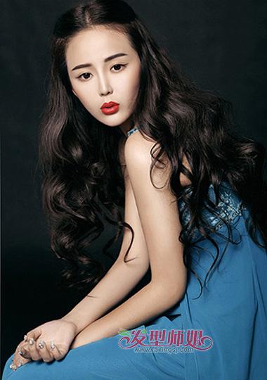 蛋卷头流行什么颜色好看 韩式蛋卷头图片 发型师姐