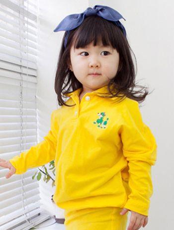 发型设计 儿童发型 >> 扎短头发发型 小女孩学扎短头发简单发型(3)  2图片
