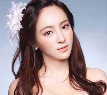 韩式发型半披发 新娘韩式发型图片(2)
