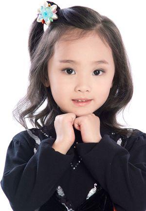 儿童扎头发最新发型 宝宝短发扎头发发型