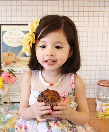 女儿童发型大全 儿童发型短发女孩