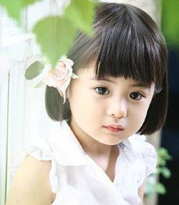 女儿童发型大全 儿童发型短发女孩(2)