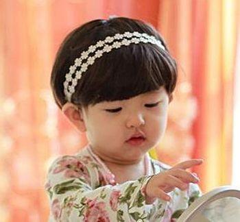 女儿童发型大全 儿童发型短发女孩(4)图片
