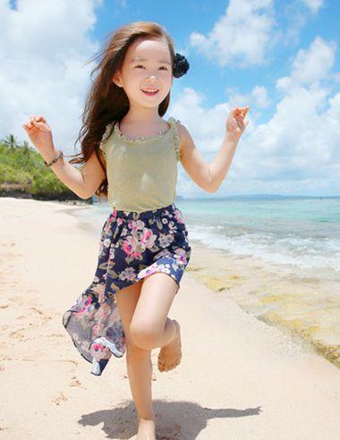 12岁女儿童发型大全  12岁小女孩梳理韩式齐肩波波头