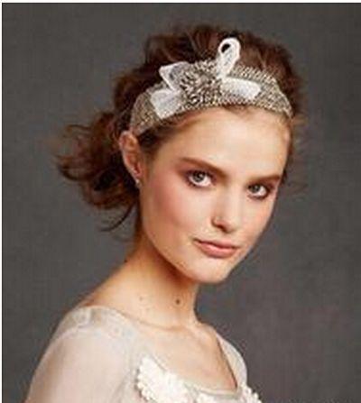 公主潮流扎头发发型 淑女扎头发发型图片