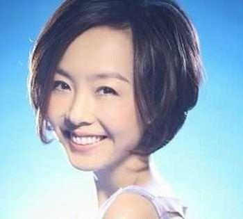 大圆脸短发女明星 大圆脸短发图片 发型师姐