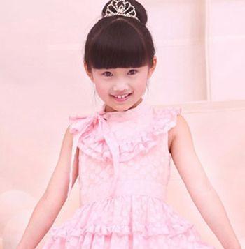 7岁女童可爱发型 小女孩子可爱发型