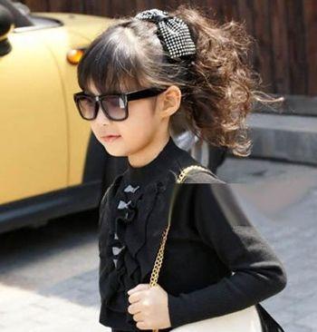 7岁女童可爱发型 小女孩子可爱发型(2)