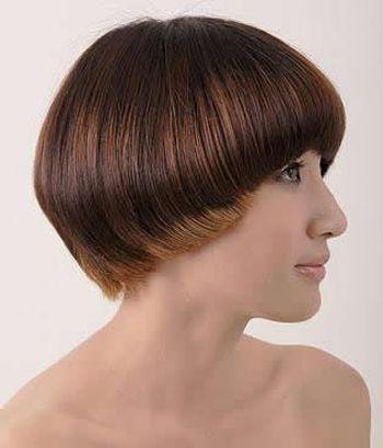 大圆脸适合留沙宣吗 大圆脸女孩的沙宣发型(2)图片