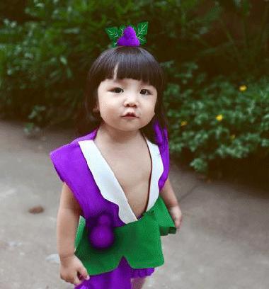 小姑娘的可爱发型 小学女生可爱发型(2)图片