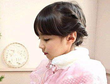 2016韩式儿童发型 最流行的儿童发型(4)