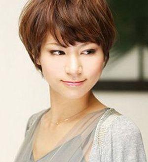 中年女性波波头烫发发型 中年短发波波头图片 发型师姐
