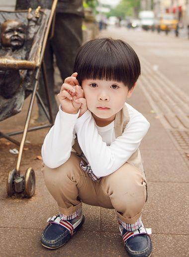 男孩 儿童发型怎么设计更好看?