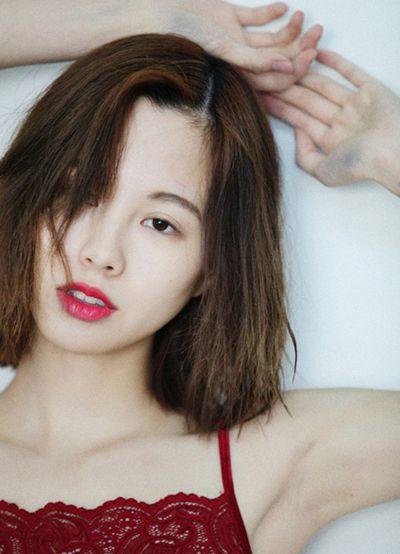 韩国女士中短发型 韩国女生中短发发型怎么扎(4)