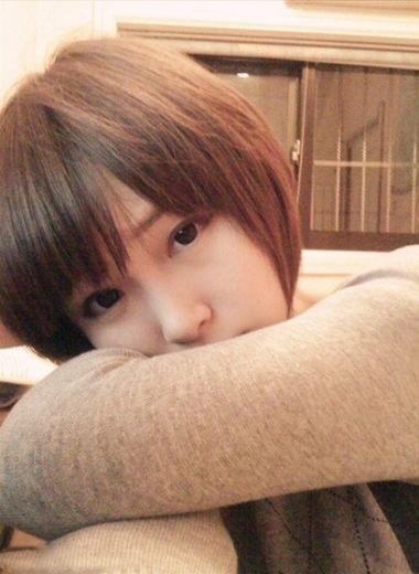 女生胖圆脸短发发型 女胖人短发圆脸发型(2)
