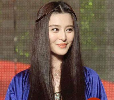 女生刘海编发发型 女生长发编发发型图片(4)图片
