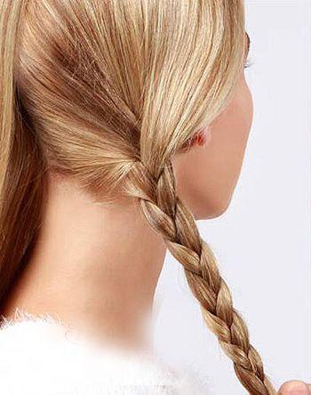 上班族扎头发的方法 适合上班族扎头发图解