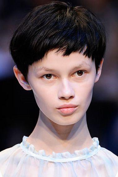四十岁女人中短发型 中短发发型大全