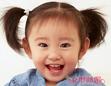 周岁宝宝发型图片
