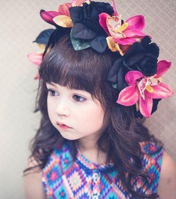 怎么打造漂亮的儿童发型 各式各样的儿童发型