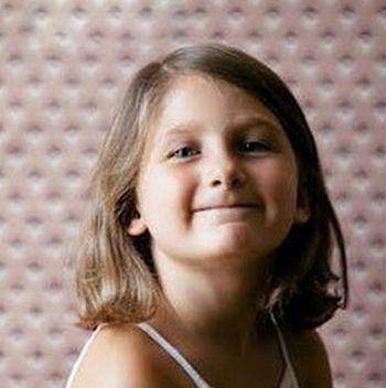 发型设计 可爱发型 >> 小女孩怎么扎可爱发型 可爱发型扎法步骤  2016图片