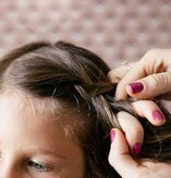 小女孩怎么扎可爱发型