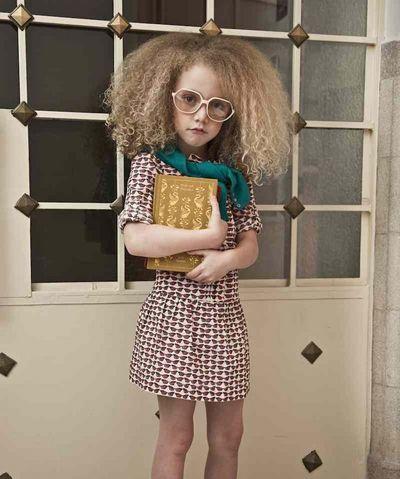 欧美范可爱小孩图片