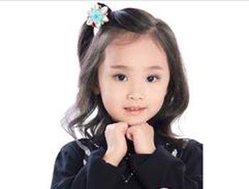 怎样给儿童扎短头发 小女孩扎可爱短发发型(3)