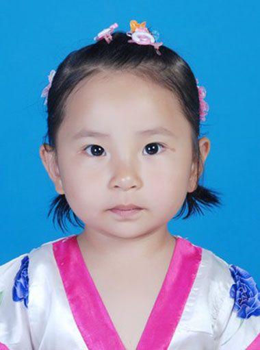 儿童女学生短发扎发大全 儿童小学生扎头发大全(4)