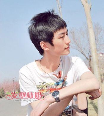 韩式高中学生发型(2)