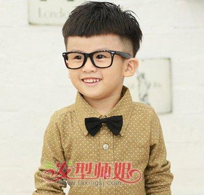 5岁图片男孩宝宝5岁男图片发型头发全家福造型大全发型图片