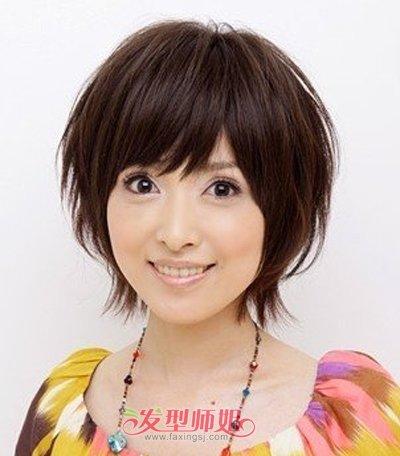 长方脸女生三四十岁发型 四十岁女人方脸发型(4)